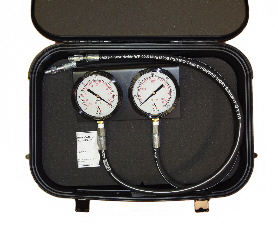 Akron Brass Fire Pump Test Gauge Kit