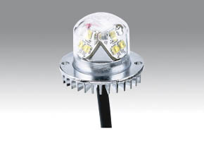 Able2 Covert LED Light Head Assembly