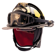 Bullard UST Traditional Style Composite Structural Fire Fighting Helmet