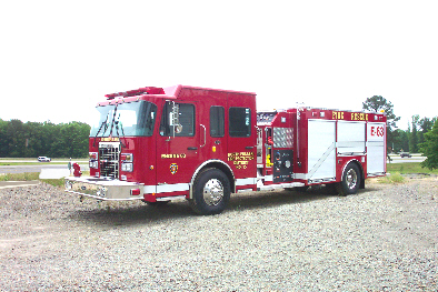 North Pulaski, AR, Custom Pumper, Left Side