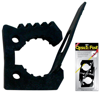 End of the Road Quick Fist Clamps